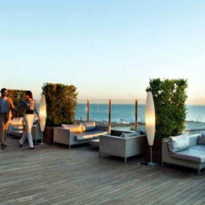 Las mejores terrazas de hoteles en Barcelona
