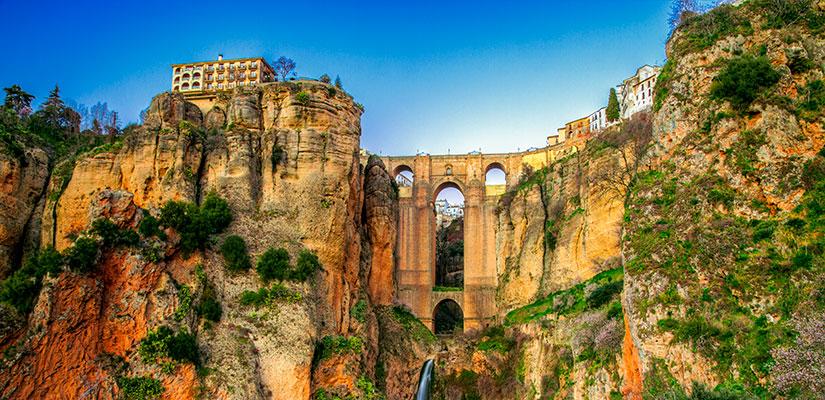 8 pueblos de andaluc a inolvidables espa a fascinante - El mundo andalucia malaga ...