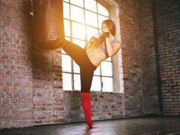 4 deportes para mujeres guerreras