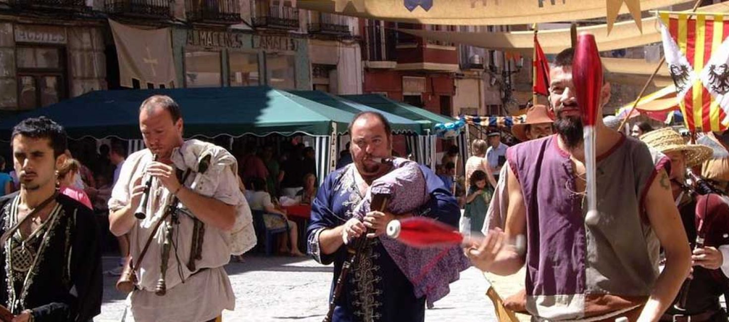 Daroca and Its Medieval Fair
