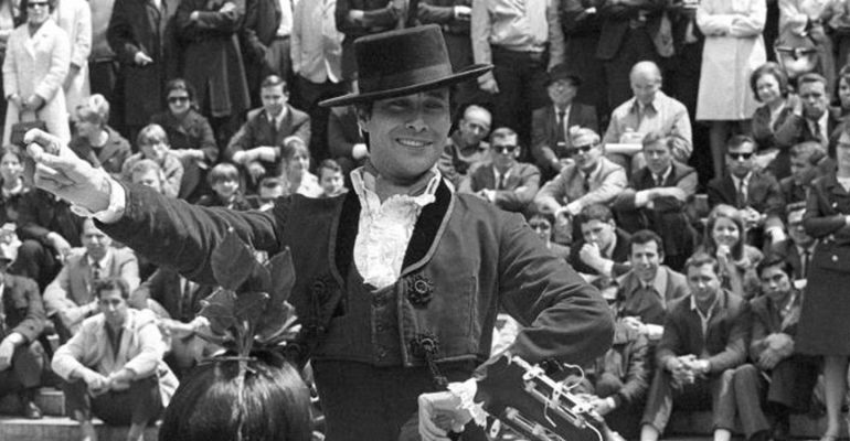 José Molina, el español que enamoró a Estados Unidos con el flamenco