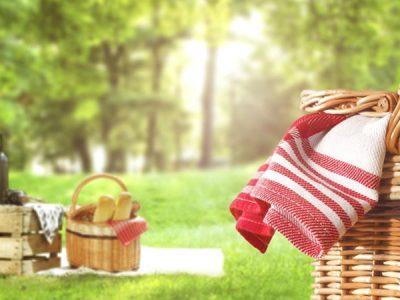 Gastronomía al aire libre según tu destino