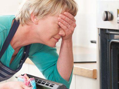 Errores que se cometen en la cocina (constantemente)