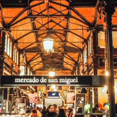 De tapas por los mercados de Madrid