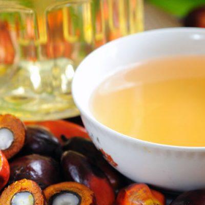 El peligro de consumir aceite de palma