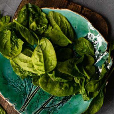 6 razones para comer espinacas