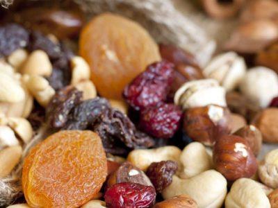 Frutos secos ¿comer o no comer?