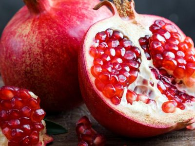 Granada: delicioso y nutritivo fruto