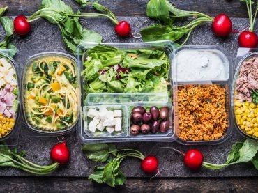 """""""Meal Prep"""" (o el método de organizar tu menú semanal para la oficina)"""