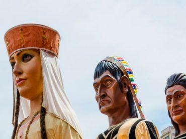 Figuras y Fallas en Castilla y León