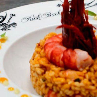 Receta de arroz de carabineros
