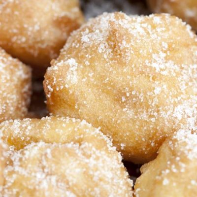 Recipe for wind fritters