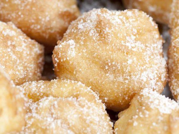 Dulces típicos para el Día de Todos los Santos