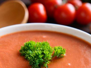 Receta de gazpacho