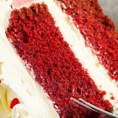 Red Velvet, la tarta para conquistar en San Valentín