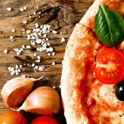 Pizza italiana vs pizza española