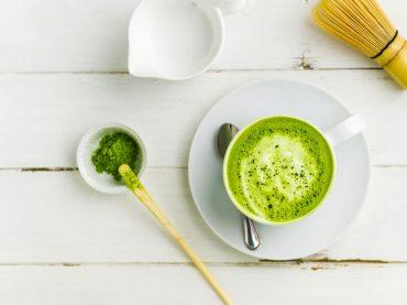 4 beneficios del té matcha