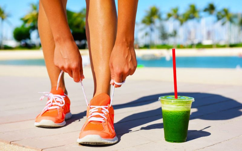 hacer deporte con el estomago vacio