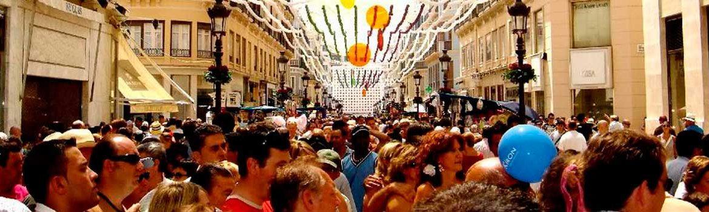 Feria de Agosto de Malaga