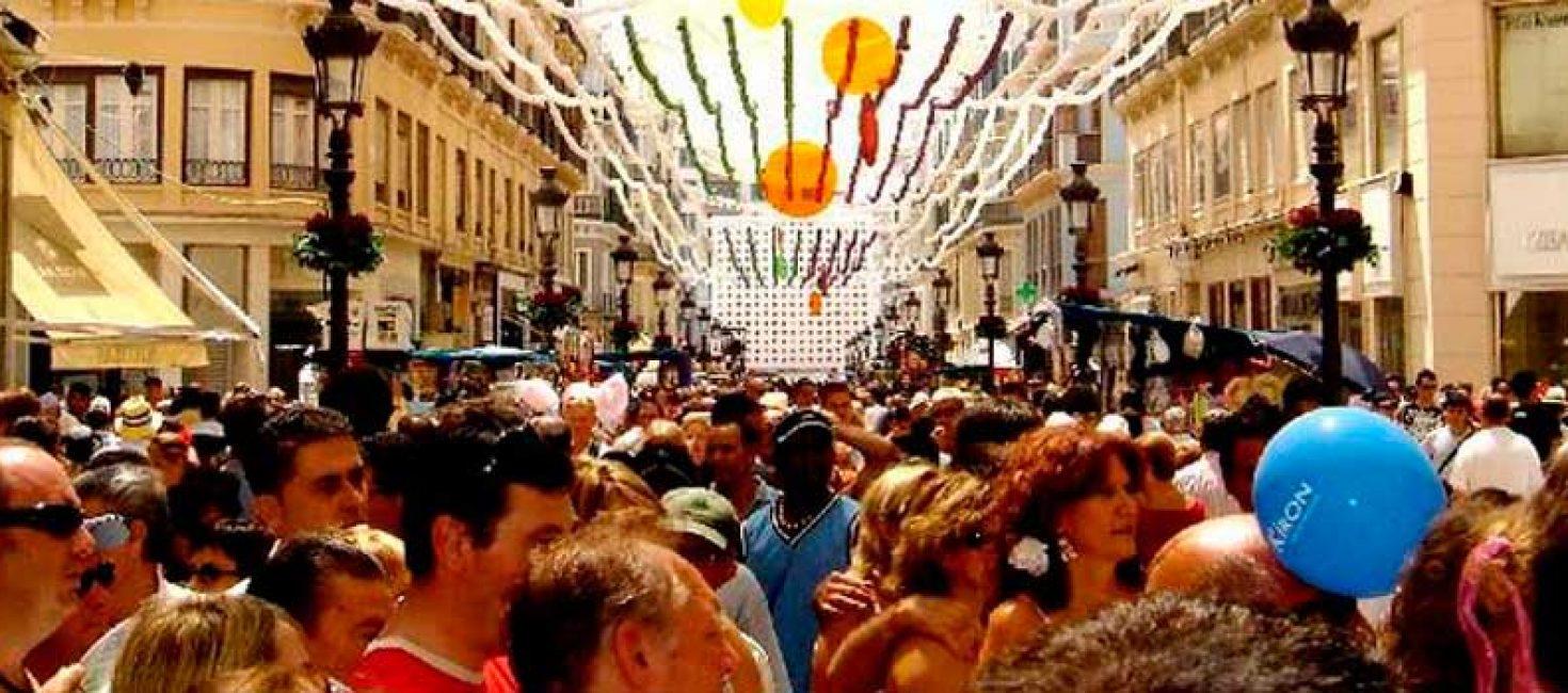 Málaga—August Festival
