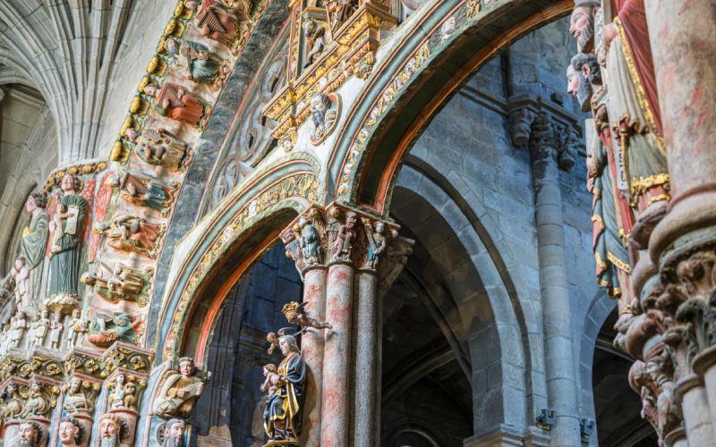 Arco Central del Pórtico del Paraíso