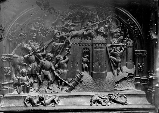 batalla lunena catedral granada