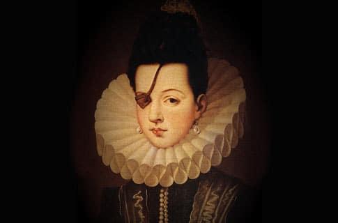 Ana de Mendoza de la Cerda, Princesa de Éboli