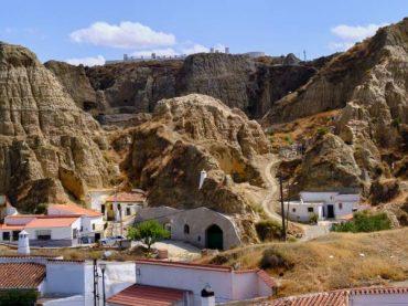 Guadix, la capital europea de las cuevas habitadas