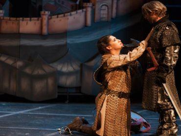 Estreno mundial en Cuenca de La Conquista de Jerusalén por Godofre de Bullón, comedia cervantina