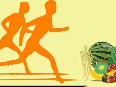 Alimentación pre y post maratón