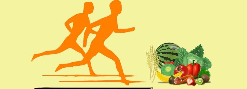 alimentacion pre t post maraton