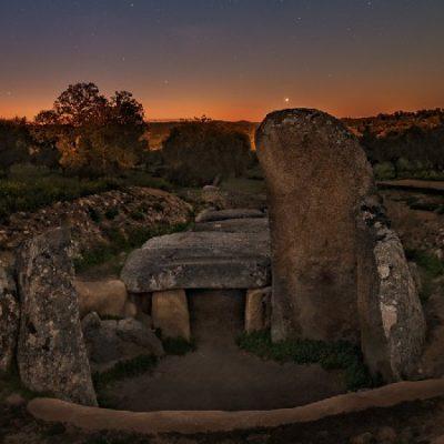 El Dolmen de Lácara, una joya prehistórica al alcance de la mano