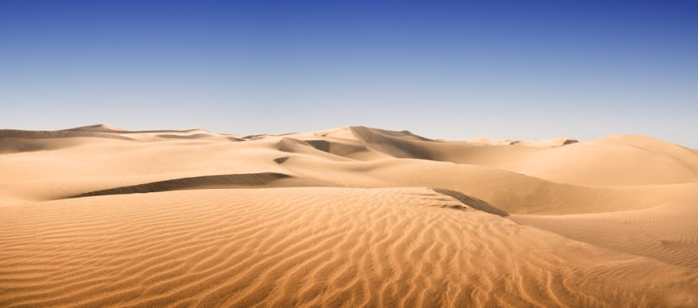 Las dunas de Maspalomas, un paraje de ensueño