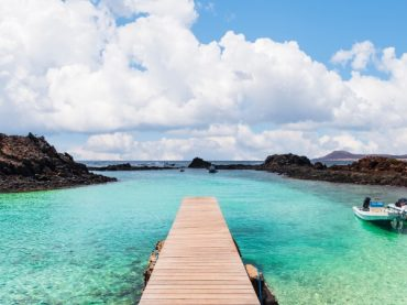 Isla de Lobos, un tesoro custodiado por Fuerteventura
