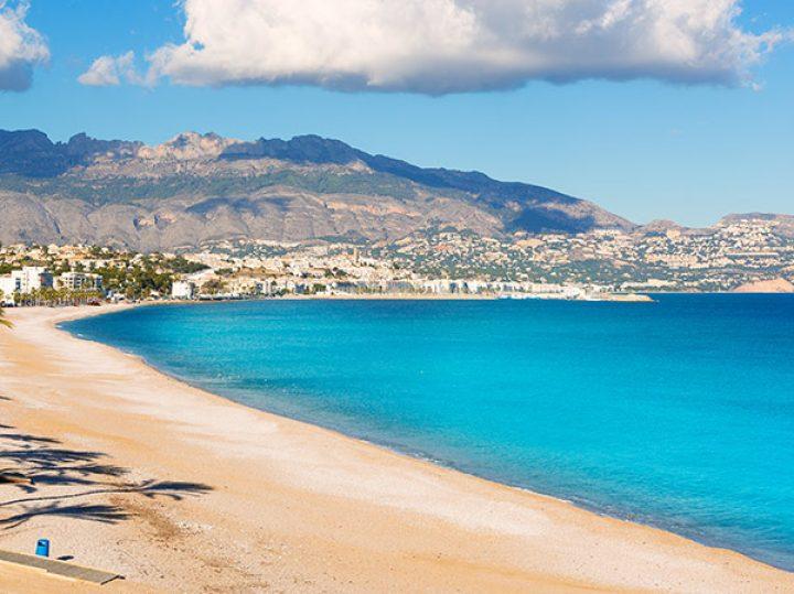 Las playas de España este verano: zonas diferenciadas y distanciamiento