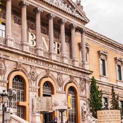 Reabre la Biblioteca Nacional y las exposiciones temporales