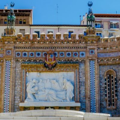 La escalinata de Teruel, un bello pasaje a la historia y cultura turolense