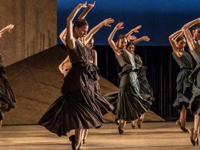 Retorno de la Compañía Nacional de Danza y el Ballet Nacional de España