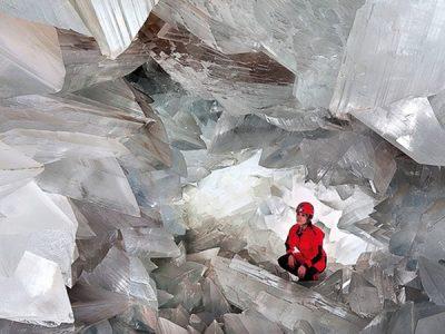 Geoda de Pulpí, la más grande de Europa