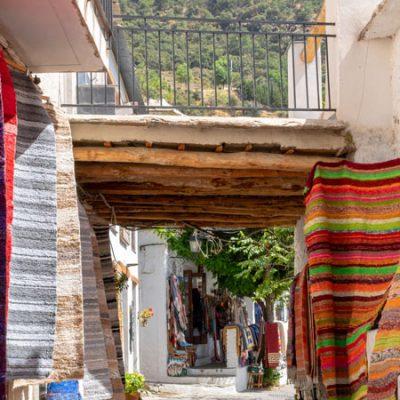 Qué ver en Pampaneira, una joya colorida de la provincia de Granada