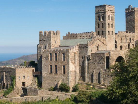 Monasterio de Sant Pere de Rodes, una magnífica obra de ingeniería del siglo X
