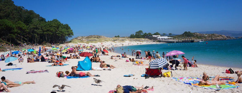Galicia playas