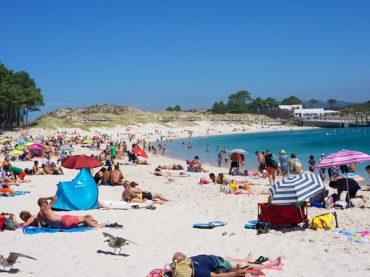 Galicia exigirá cita previa para ir a la playa