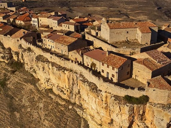 Rello, el fortificado pueblo medieval mejor conservado de toda Soria