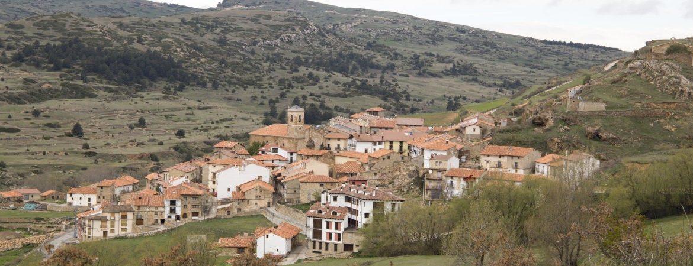 Valdelinares, el pueblo más alto de España