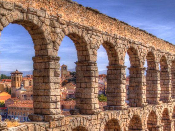 El acueducto de Segovia o la eternidad del imperio | 7 Maravillas de la España Antigua