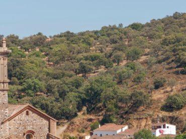 Alájar, un bonito pueblo en las alturas de Huelva
