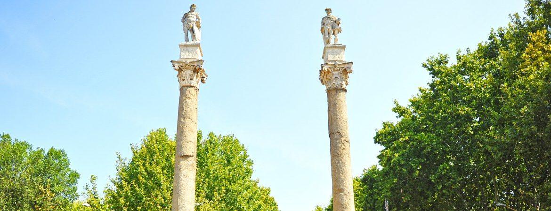 Alameda de Hércules de Sevilla