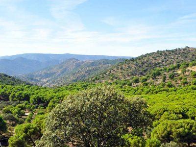 Parque Natural de la Sierra de Andújar