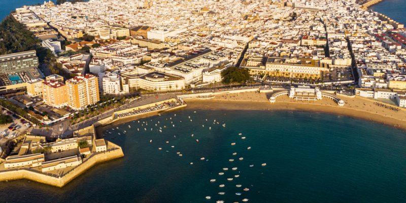 Descubren los restos de un puerto fenicio y romano en Cádiz
